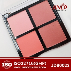 4 color blush